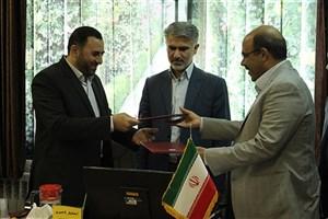 امضای سند توسعه همکاری دانشگاه آزاد شاهینشهر و آموزش و پرورش شاهینشهر