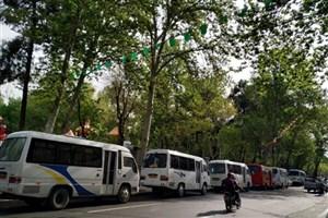 ورود مینی بوس به ناوگان حمل و نقل عمومی