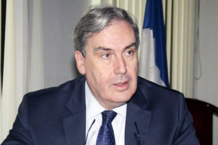 فیلیپ تیه بو سفیر فرانسه در ایران