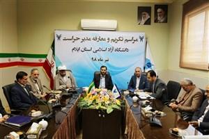 دانشگاه آزاد باید نماد معرفی ارزش های انقلاب اسلامی باشد