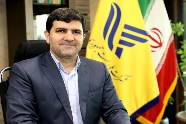 حسین نعمتی مدیر عامل شرکت ملی پست ایران