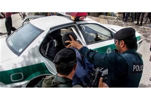 واکنش پلیس تهران به هنجارشکنی 5 دختر و پسر در تهرانپارس