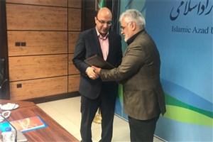 مشاور رئیس و دبیر شورای عالی ورزش دانشگاه آزاد اسلامی منصوب شد