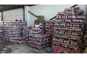 پلمب کارگاه تولید آبمیوه غیربهداشتی