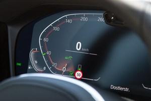خودروی «بی ام و» چراغ قرمز را تشخیص می دهد