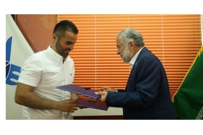 انعقاد تفاهم نامه همکاری میان واحد یادگار امام خمینی (ره) و باشگاه سوارکاری شهاب