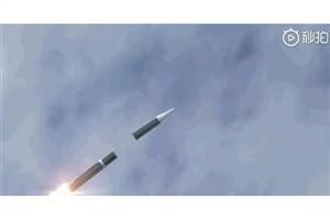 نمایش موشک مخفی چین برای اولین بار