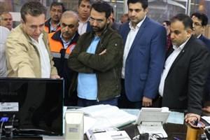 گزارش اقدامات انجام شده برای ایجاد ارتباط پایدار در زمان سیل خوزستان