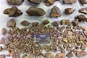 Iran 1st Meteorites Museum Opened in Tehran