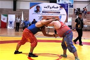 مسابقات قهرمانی کشتی پهلوانی و ورزشهای زورخانهای دانشگاه آزاد اسلامی