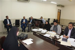 بازدید صانعی از نحوه برگزاری امتحان جامع دکتری در واحد یزد
