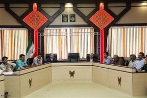 برگزاری جلسه تبیین شیوهنامه فعالیتهای اقتصاد دانشبنیان و سرمایهگذاری دانشگاه آزاد اسلامی
