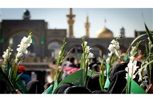 فردا حرم امام رضا(ع) گلباران میشود
