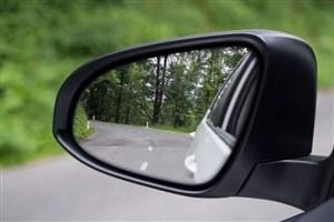 آینه نانویی خودرو تولید شد/ مجهز به نانوپوشش ضد بازتاب نور