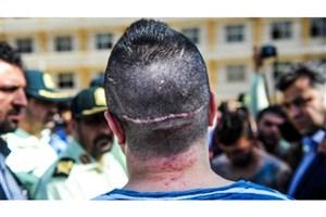 «غول قاتل» پیش از خروج از کشور دستگیر شد