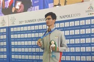 دوست داشتم مدال طلا کسب کنم /  درس خواندن در کنار ورزش حرفهای کار سختی است