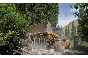 آزادسازی ۶۰ هکتار از اراضی در شهرستان فیروزکوه