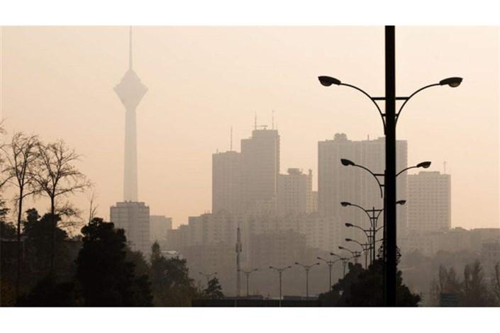 ۷۴ هکتار از اراضی استان تهران با پدیده گرد و غبار مواجه است