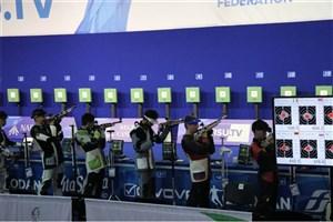 Iran Runner-up in 2019 Universiade