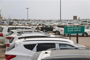 500 خودروی وارداتی دیگر در آستانه ترخیص