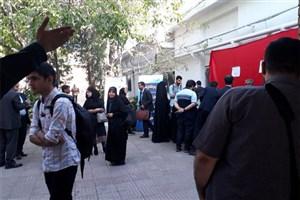 معطلی یک ساعته خبرنگاران برای ورود به نشست هماندیشی دانشگاه و دولت