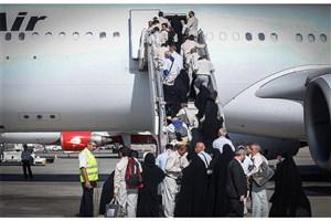 اعزام 30 هزار زائر از فرودگاه امام خمینی به خانه خدا تا 14 مرداد