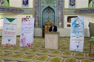 تقدیر از  برگزیدگان بیست و سومین دوره مسابقات قرآن و عترت در واحد اردبیل