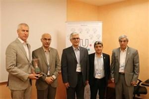 افزایش تعاملات، مهمترین محور جلسه مسئولان ورزش دانشگاهی ایران و فیزو