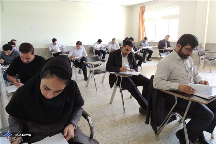 برگزاری آزمون جامع دکترای تخصصی ناحیه جنوب اصفهان در واحد دهاقان