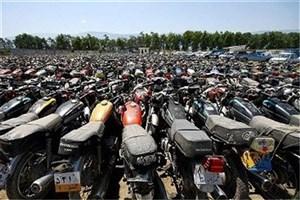 پلیس  دخالتی برای دریافت هزینه در پارکینگهای موتورسیکلت ندارد