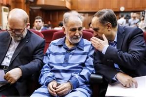 قرائت دست نوشته نجفی قبل از ارتکاب قتل  در دادگاه/جلسه بعدی دادگاه؛ ۲۶ تیر ماه