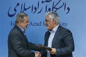معاون جدید آموزشهای عمومی و مهارتی دانشگاه آزاد اسلامی منصوب شد