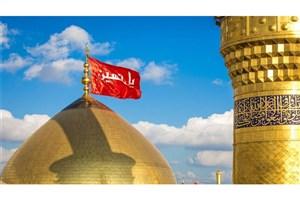 گنبد جدید حرم امام حسین(ع)آماده انتقال به کربلاست
