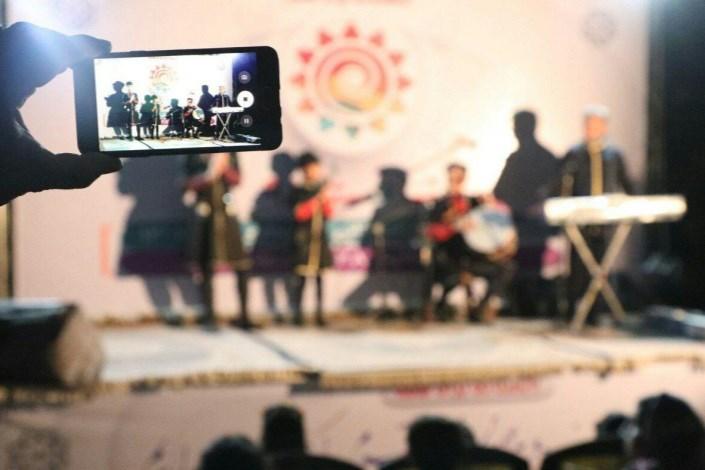 جشنواره شادستان در بوستان پیروزی