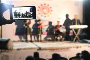 آغاز به کار جشنواره شادستان دربوستان پیروزی