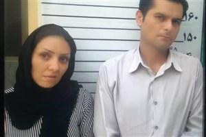 زن و مرد سارق را شناسایی کنید/آنها  طلای کودکان را می دزدیدند