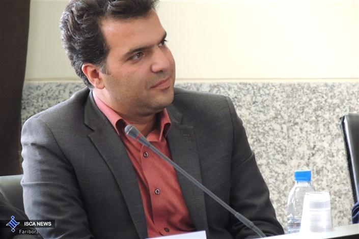 گزارش رئیس واحد دهاقان در جلسه شورای اداری شهرستان