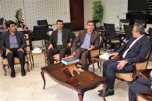 مشکلات و مسائل شهری دانشگاه آزاد اسلامی واحد کرج بررسی شد