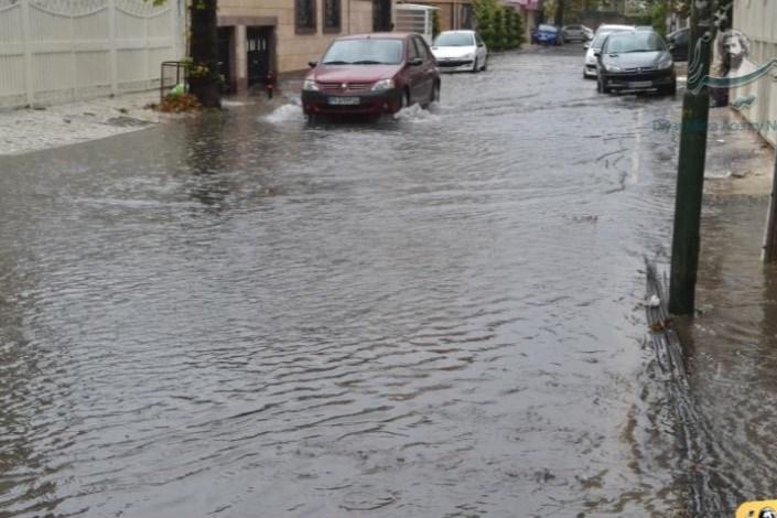 مشکلات انهار و جمع آوری آب های سطحی