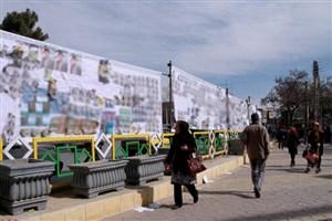 نصب سازه های تبلیغاتی در 40 نقطه پرتردد مرکز تهران برای تبلیغات شورایاری