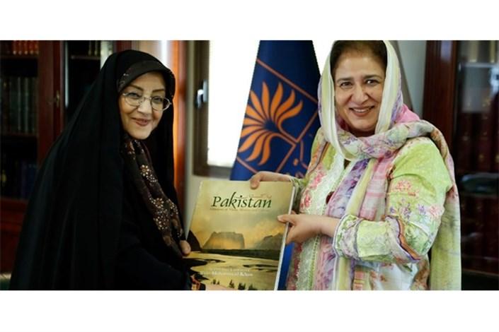 سفیر پاکستان در ایران