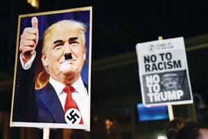 نقابی که ترامپ از چهره واقعی آمریکا برداشت