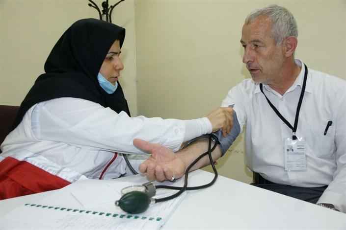 مراجعه بیش از ۳۵۰۰ زائر ایرانی به مراکز درمانی هلال احمر در مدینه منوره