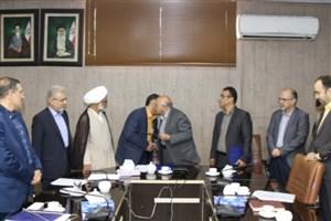 مدیرکل دانشجویی دانشگاه علوم پزشکی آزاد اسلامی تهران منصوب شد