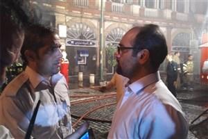 حریق میدان حسنآباد در شورای شهر تهران بررسی می شود