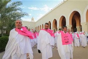 مسجد شجره، میقات زائران از مدینه منوره به مکه مکرمه+عکس