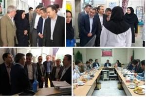 ضرورت تکمیل مرکز جدید ترومای استان اردبیل