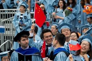 نگرانی آمریکاییها از کاهش تعداد دانشجویان چینی در اثر جنگ تجاری