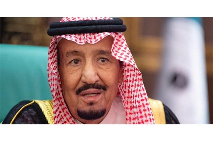 شاه عربستان