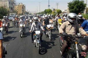 سفر موتورهای سرقتی از تهران تا فریدونکنار